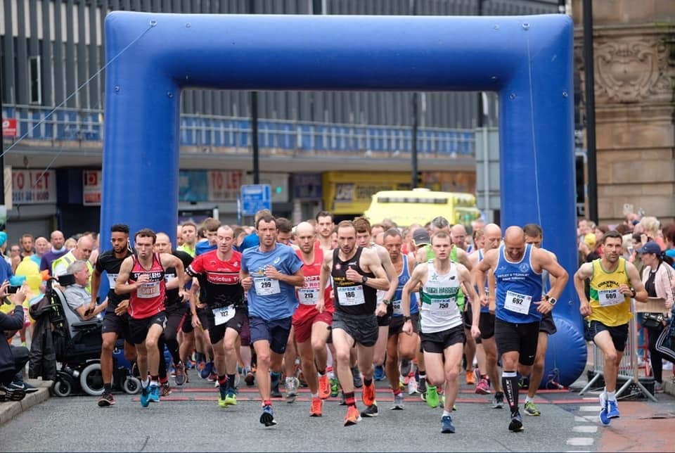 Local Leigh 10k inspires Huge Strider Turnout